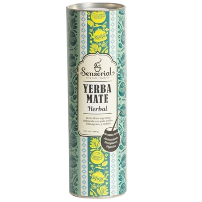 Yerba Mate Herbal Sensorial