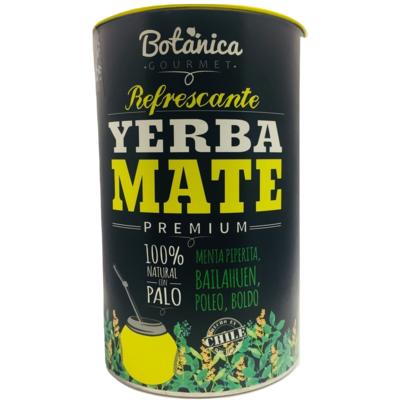 Yerba Mate Refrescante Botánica