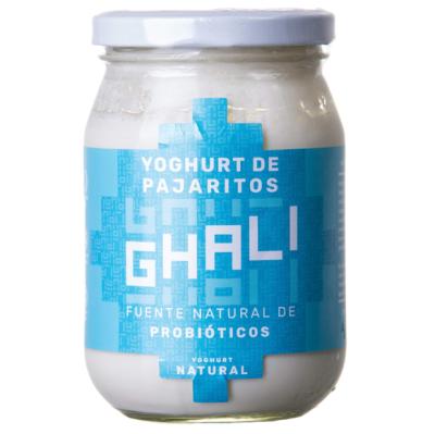 Yogurt de Pajaritos Ghali