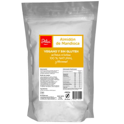 Almidón de Mandioca Dilici