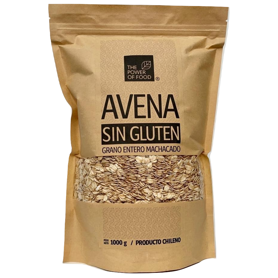Avena Sin Gluten Grano Entero The Power Of Food