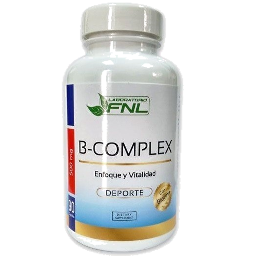 B-Complex Cápsulas FNL
