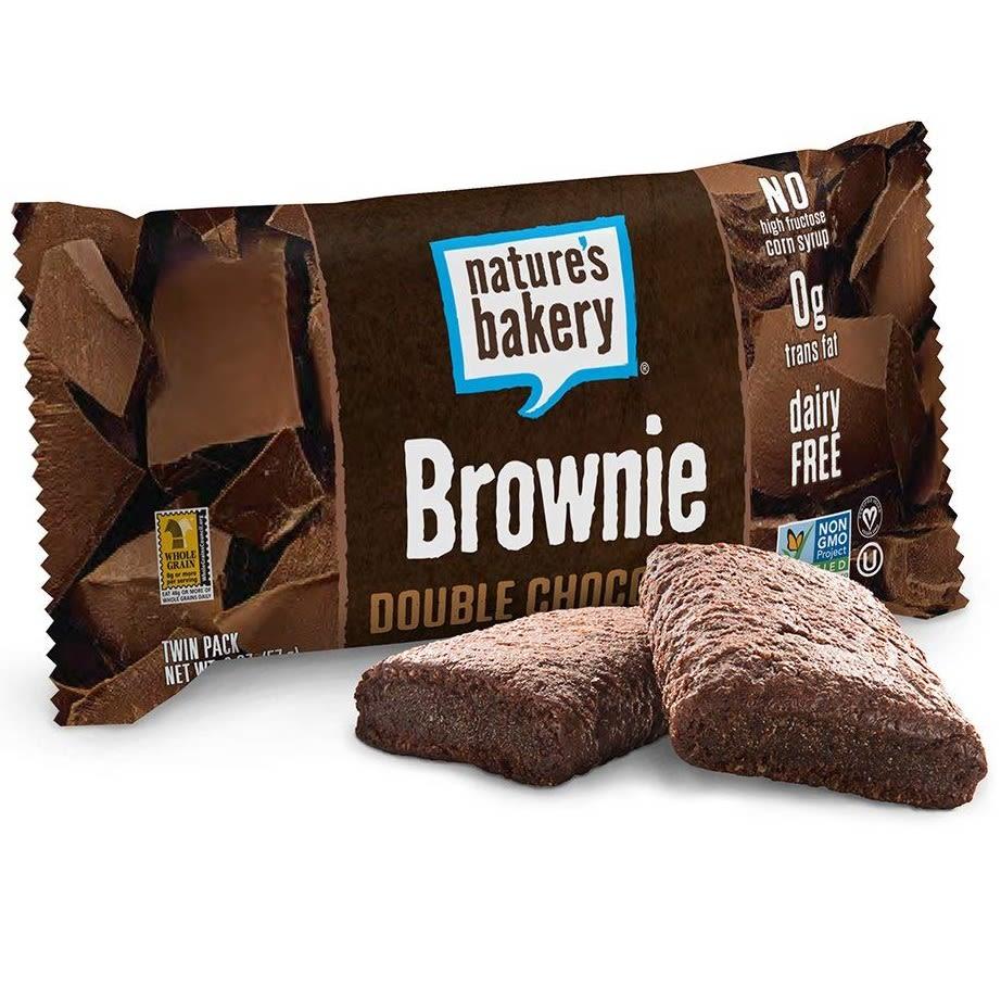 Barra de Brownie, Nature's Bakery