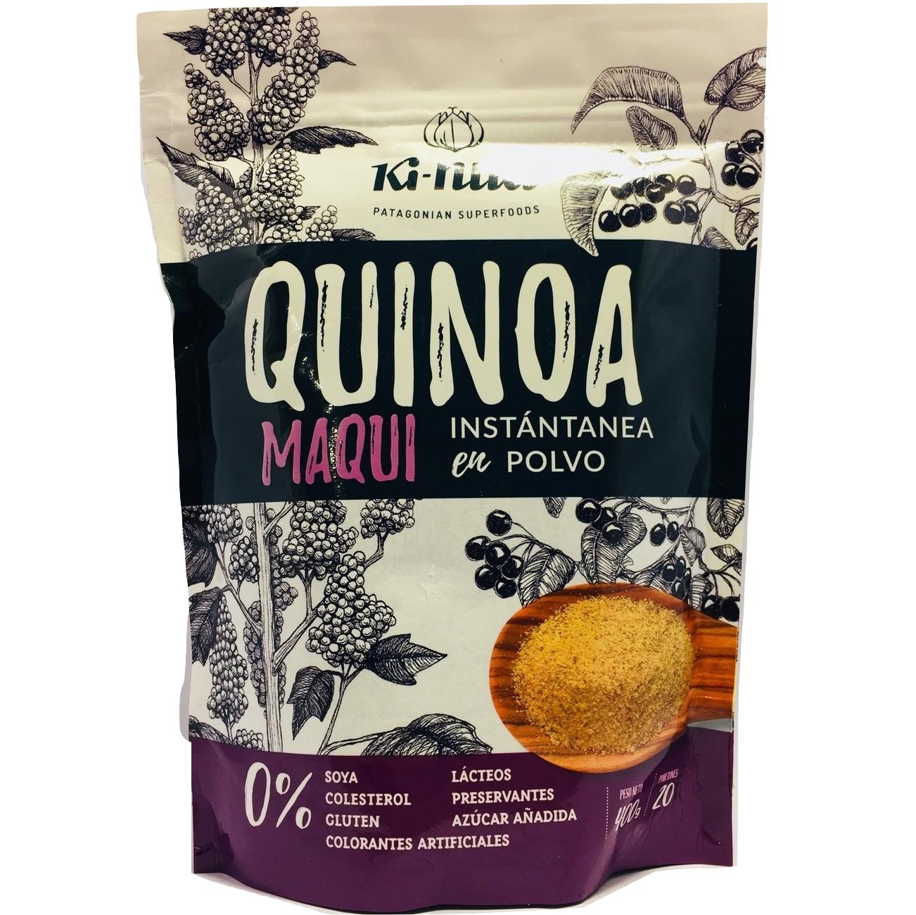 Quinoa Maqui en Polvo Ki-nua