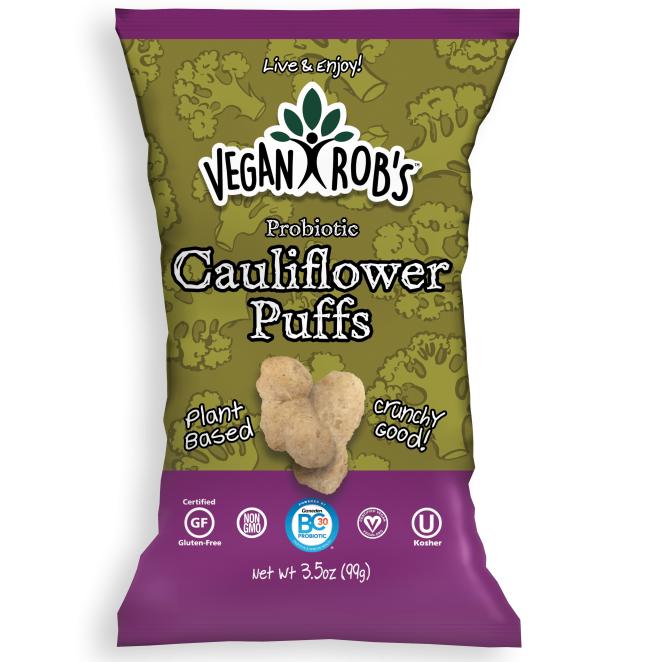 Snack de Coliflor 99.2 gr. Vegan Rob´s