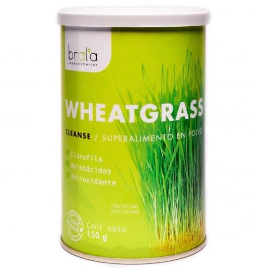 Wheatgrass en Polvo Brota