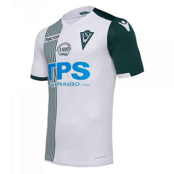 Camiseta Wanderers Oficial 2019 Visita