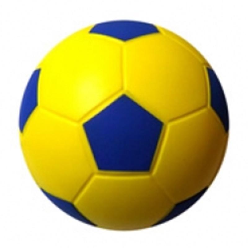Balón Espuma Poliuretano Fútbol