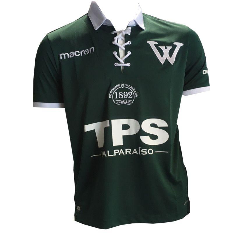Camiseta Wanderers 2018