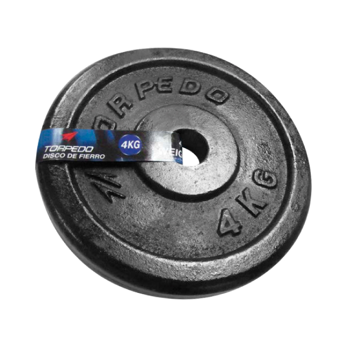 Discos 0.5 kgs Par