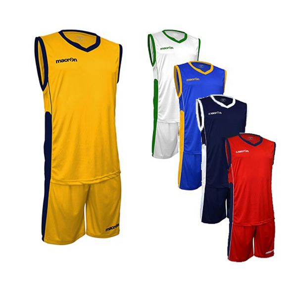 Kit Equipo Basket Macron