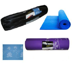 Mat Yoga Estampado DRB 6 mm