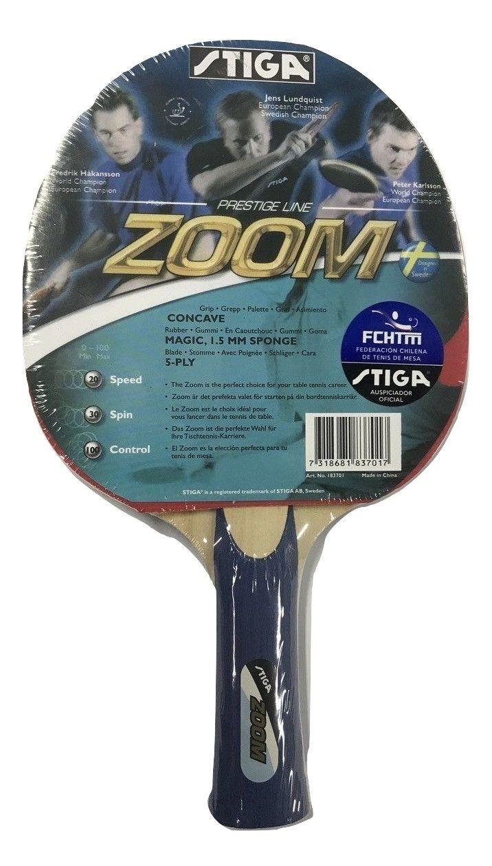 Paleta Ping Pong Stiga Zoom