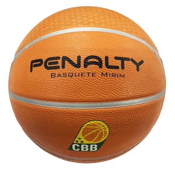 Balón Basket Penalty Shoot Mirim