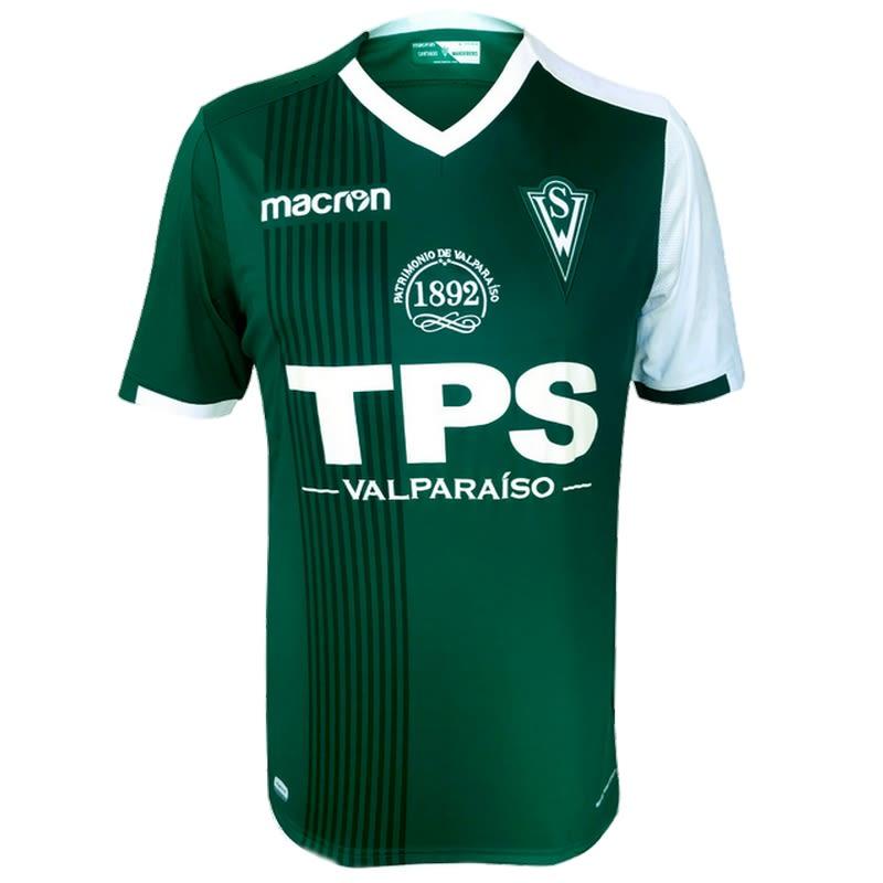 Camiseta Wanderers Oficial 2019