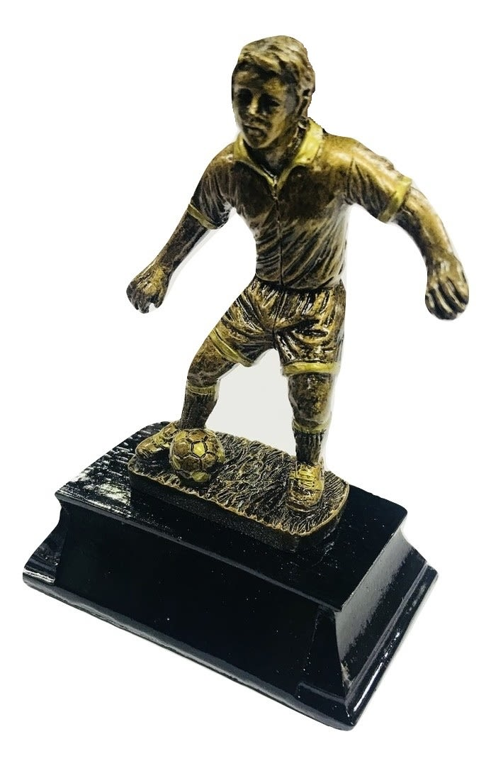 Trofeo Jugador de Futbol