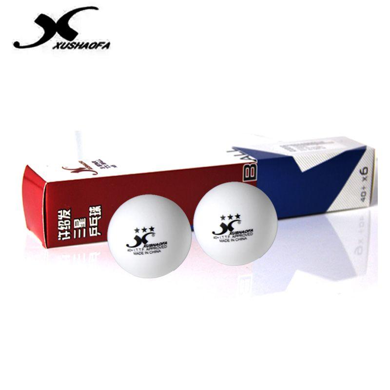 Pelota Ping Pong 3 Estrellas XSF