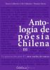 Antología de poesía Chilena 3 - Teresa Calderon, Lila Calderon, Thomas Harris