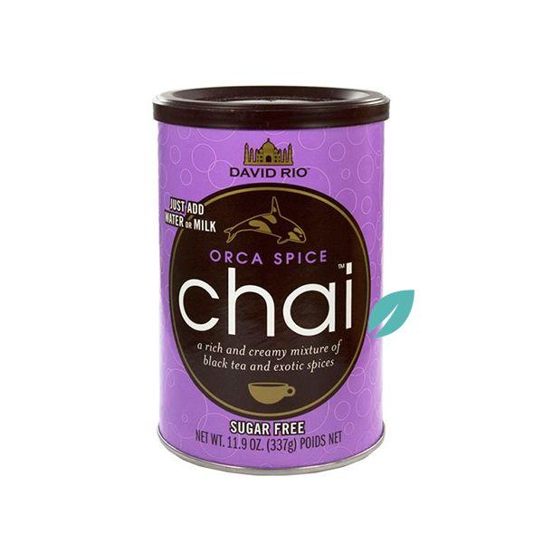 Té Chai Orca Spice Sugar free David Rio