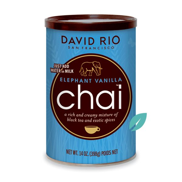 Té Chai Elephant Vanilla David Rio