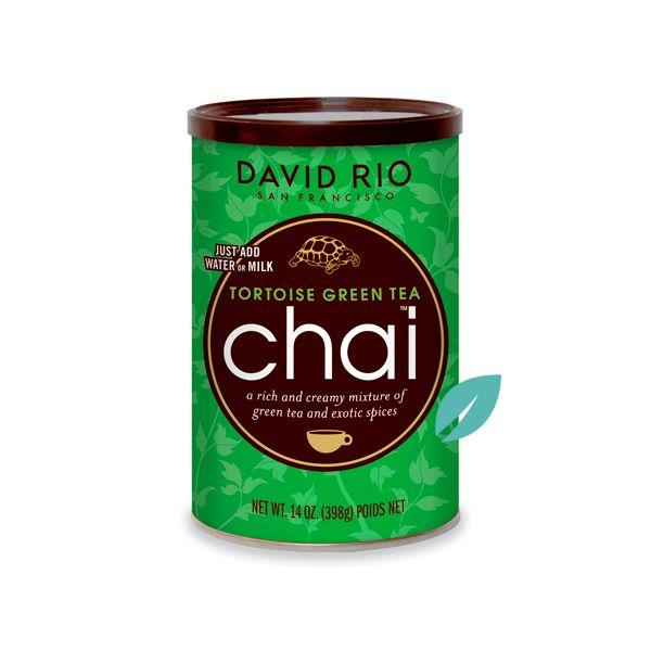 Té Chai Tortoise Green David Rio