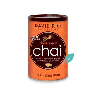 Té Chai Tiger Spice David Rio