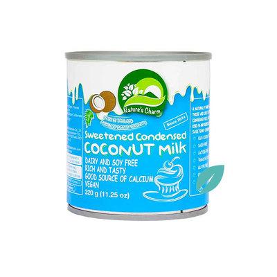 Leche Condensada de coco 320 ml