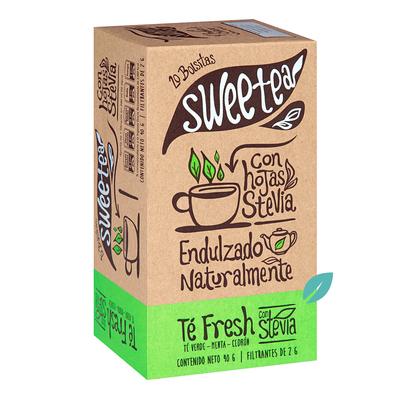 Sweetea Té Fresh 20 bolsitas