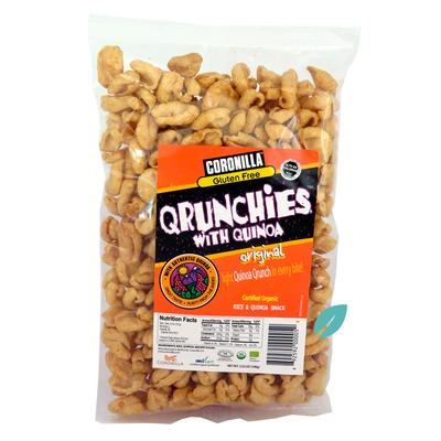 Qrunchies Original Sin Gluten 100 grs