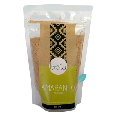 Amaranto en semilla 500 grs