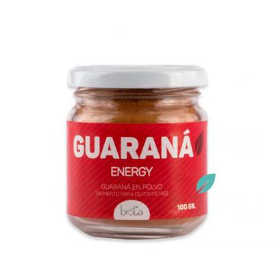 Guarana en polvo 100 grs