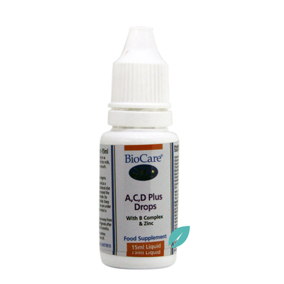 Vitamina ACD Plus infantil 15 ml