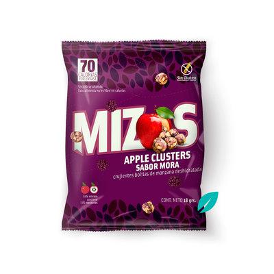 Mizos Apple Clusters Mora 18 grs