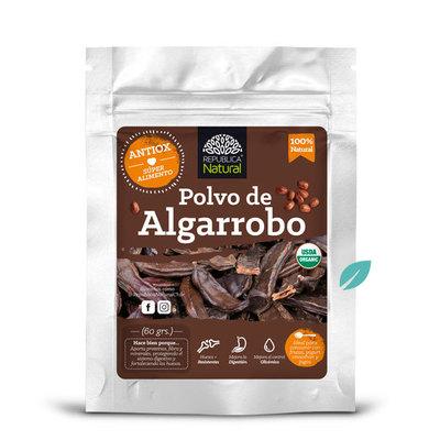 Polvo Organico Algarrobo 60 grs