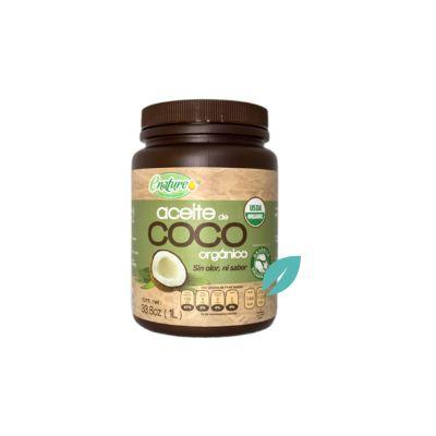 Aceite de Coco sin olor ni sabor 1000 ml