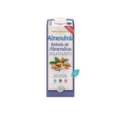 Bebida de Almendras con Vainilla Sin azucar (Leche vegetal de almendras)