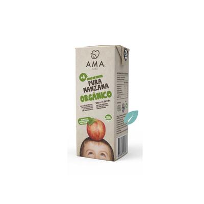 Jugo de Fruta Orgánico Manzana 200cc