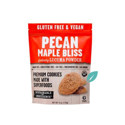Galletas Superalimentos de Nuez Pecana, Maple y Lúcuma