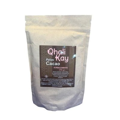 Cacao en polvo Orgánico 250 grs