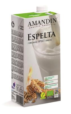 Bebida Orgánica Espelta 1 litro