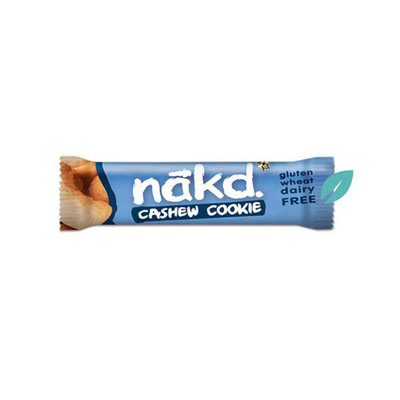 Barra de cereal Nakd Cashew Cookie