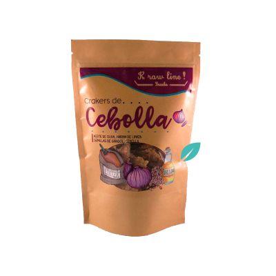 Crackers de Cebolla 50 grs
