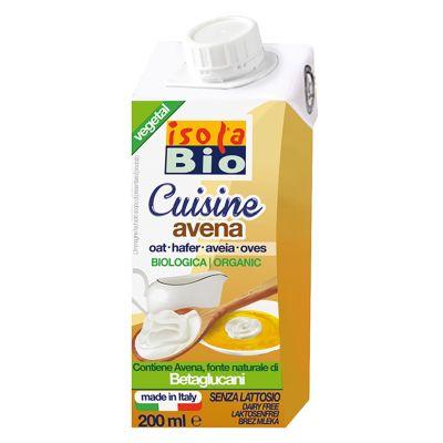 Crema de Avena Orgánica 200 ml