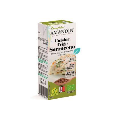 Crema Orgánica de Trigo Sarraceno 200 ml