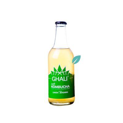 Kombucha Limon Jengibre Ghali