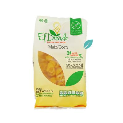 Gnocchi Pasta sin gluten de maíz