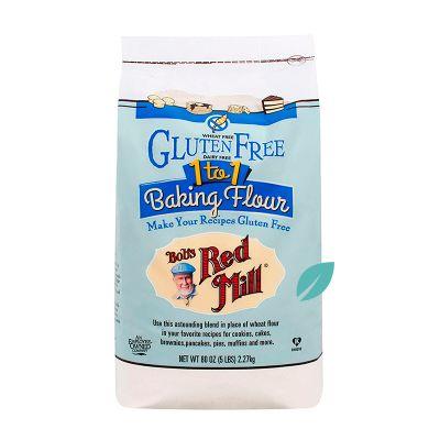 Harina para hornear Libre de Gluten 623 grs