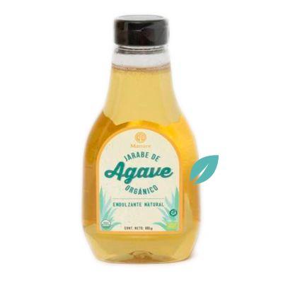 Jarabe de Agave Orgánico Manare 330 grs