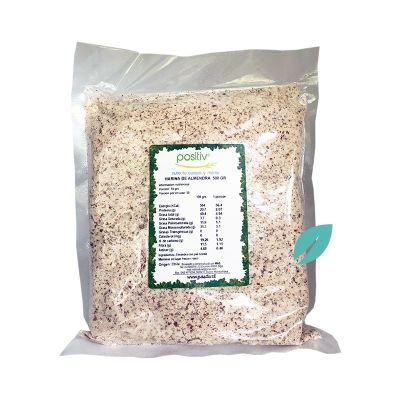 Harina de Almendras con Piel 250 gramos