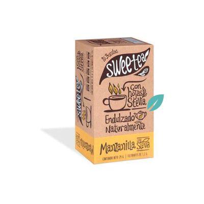 Sweetea Manzanilla 20 bolsitas